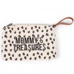 CHILDHOME - TOREBKA SASZETKA MOMMY'S TREASURES LEOPARD