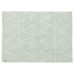 LORENA CANALS - DYWAN DO PRANIA W PRALCE HIPPY MINT 120X160 CM