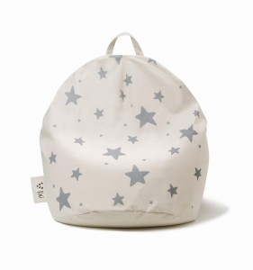 BINI - PUF DOUBLE STARS GREY