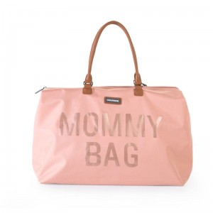 CHILDHOME - TORBA MOMMY BAG RÓŻOWA