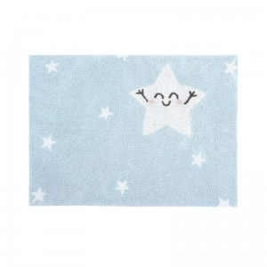 LORENA CANALS - DYWAN DO PRANIA W PRALCE HAPPY STAR 120X160 CM