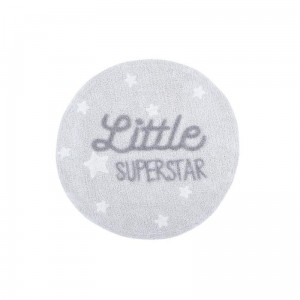 LORENA CANALS - DYWAN DO PRANIA W PRALCE LITTLE SUPERSTAR 120 CM