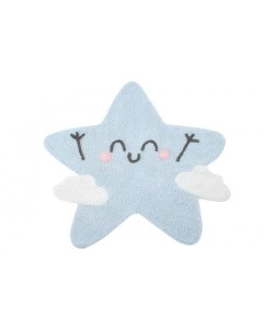 LORENA CANALS - DYWAN DO PRANIA W PRALCE HAPPY STAR 120 CM