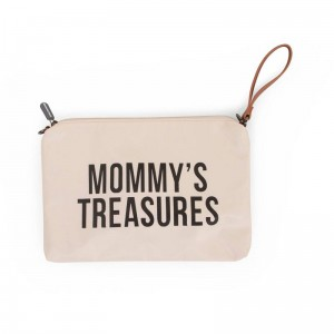 CHILDHOME - TOREBKA SASZETKA MOMMY'S TREASURES KREMOWA
